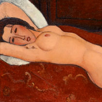 Модильяни Амедео Modigliani Amedeo
