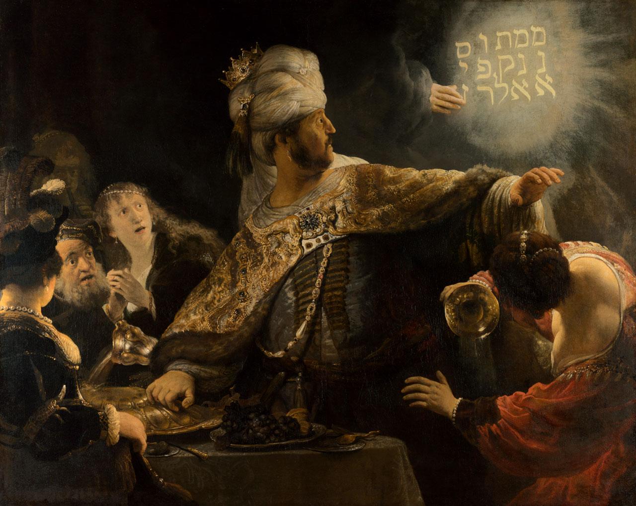 рембрант живопись: