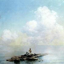 Айвазовский Утро на море после бури