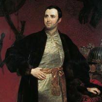 Князь Оболенский