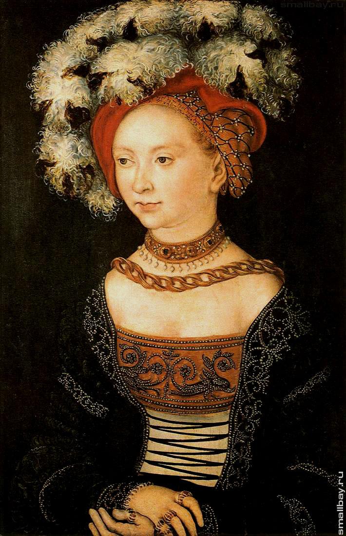 Кранах Лукас Старший. Картины и биография. Lucas Cranach Elder.