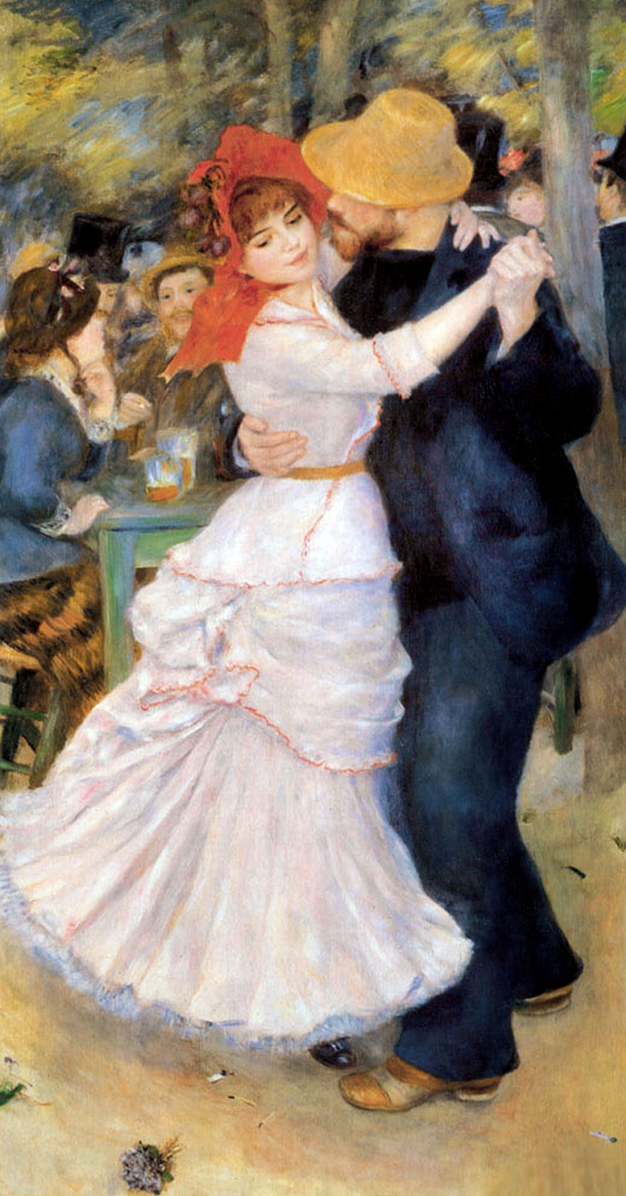 a biography of pierre auguste renoir a french artist