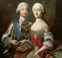 Императрица елизавета петровна 1740 е