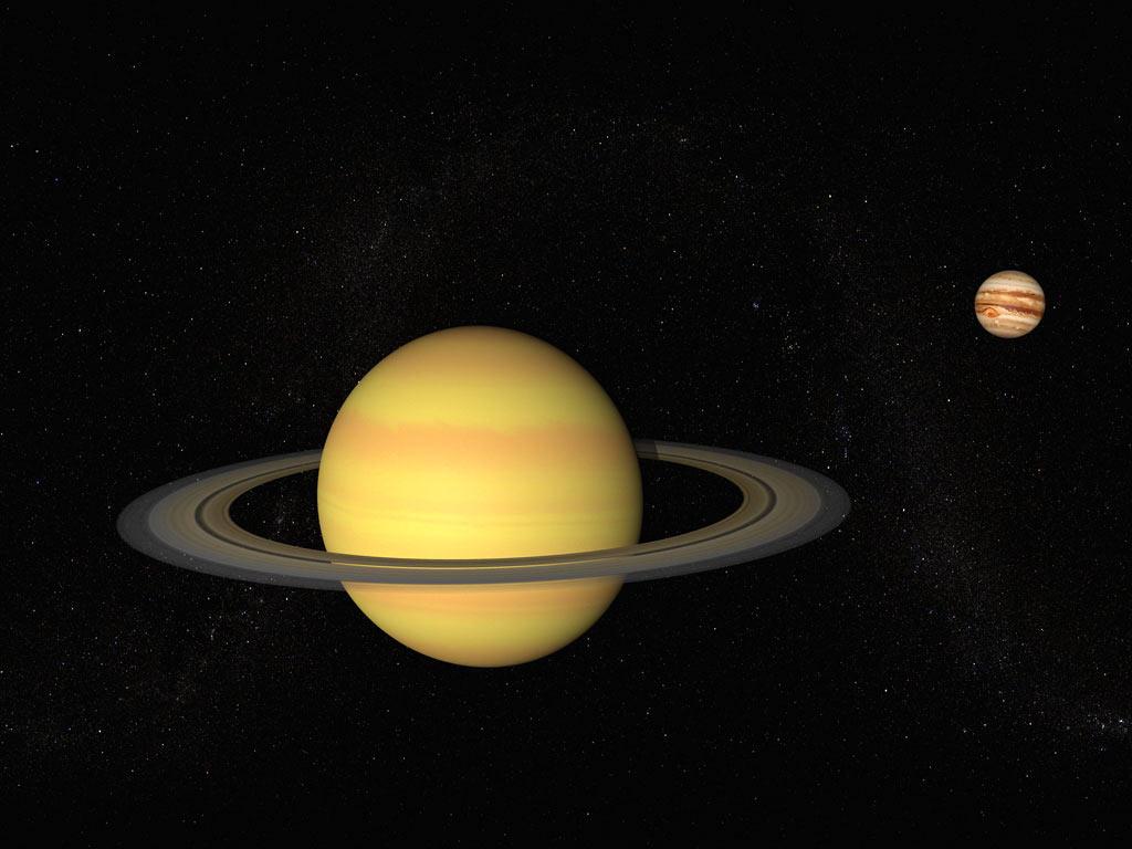 Планета сатурн фото из космоса