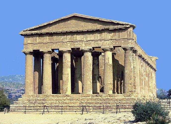 Культура и зодчество античного мира