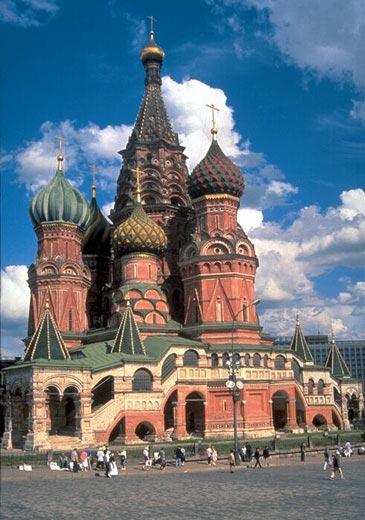 Славянская культура и зодчество