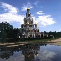 Архитектура Руси Церковь Покрова в Филях