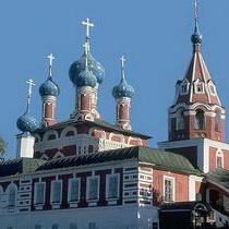 Архитектура Руси Церковь святого Дмитрия
