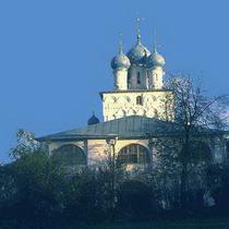 Архитектура Руси Казанская церковь в Коломенском