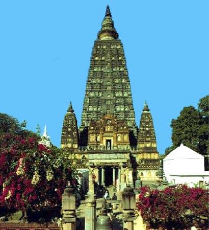 Зодчество буддизма и индуизма