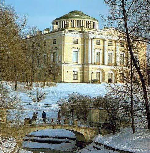 Архитектура и скульптура классицизма