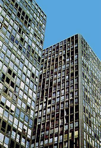 Архитектура постмодернизма и