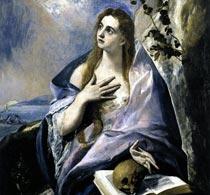 Эль Греко Мария Магдалина