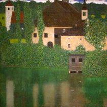Климт Замок Каммер на озере Аттерзее