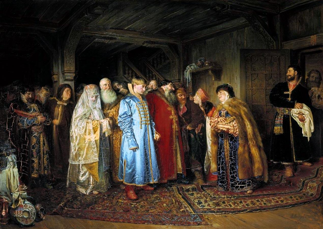 Расторжение брака в царской россии говорить