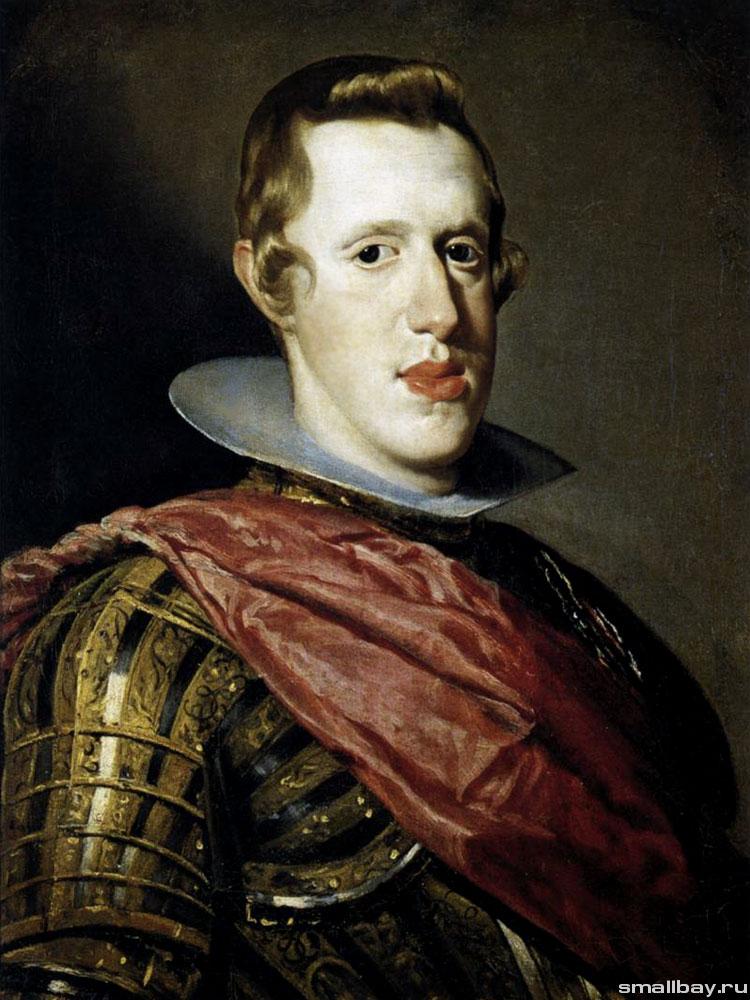 Живопись Диего Веласкеса. Испанское искусство 17 века.