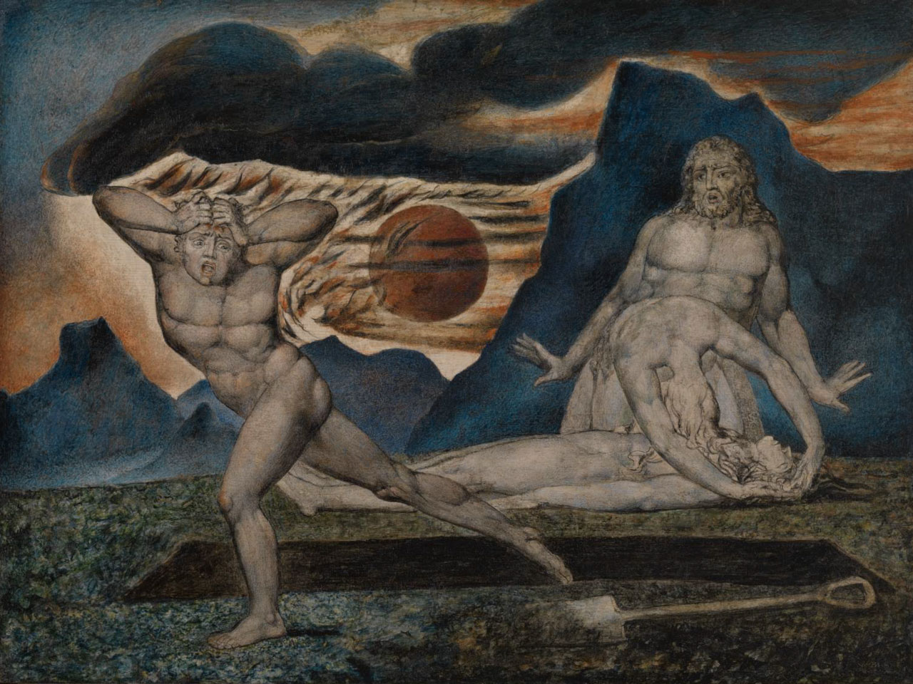 william blakes revolutionary life and works William blake is today recognised as a highly original and important poet in english literature, as well as a revolutionary and visionary artist this, however, was not the case at.