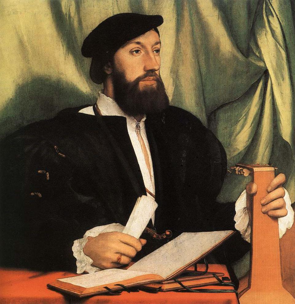 Гольбейн Ганс. Картины и биография. Hans Holbein.