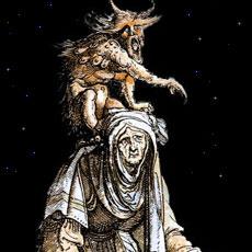 Древние портреты ведьм и колдунов любовные привороты со словами месячными