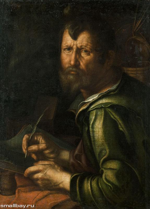 евангелист лука биография