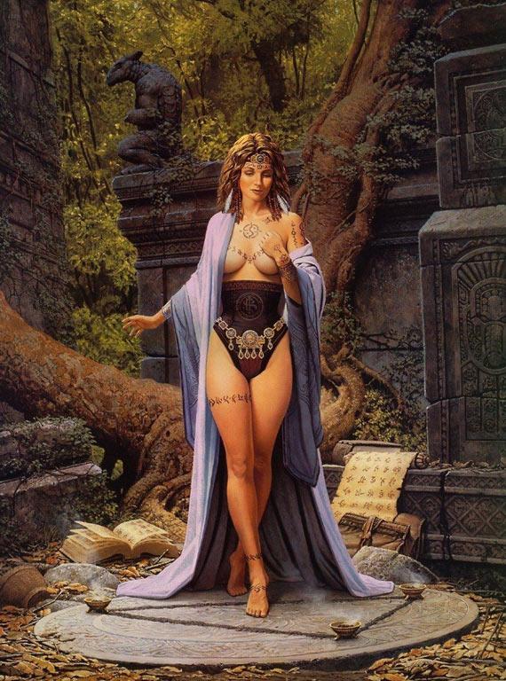 Ведьмы и инквизиция. История охоты на ведьм.