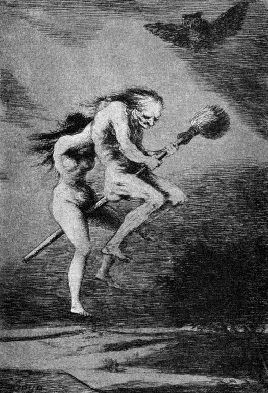 Появление трактата о ведьмах Молот Ведьм